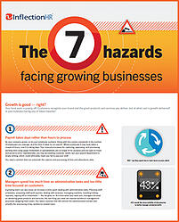 The 7 Hazards Facing Growing Businesses