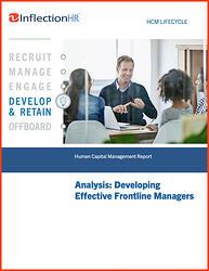 Analysis: Developing Effective Frontline Managers