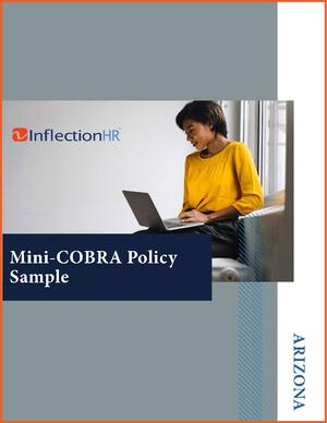 Arizona Mini Cobra Sample Policy Cover Border