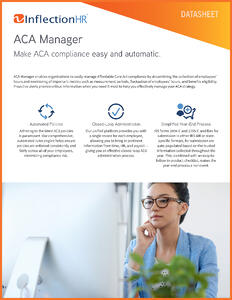 ACA Management Solution Cover