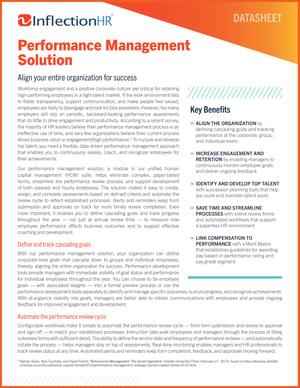 Performance Management Solution