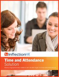 Inflection HR Time and Attendance Solution Guide Cover