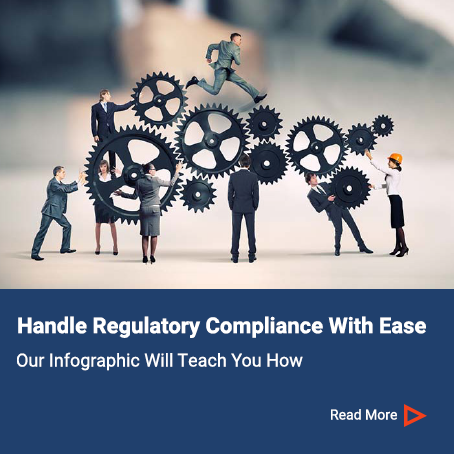 Handle Regulatory Compliance With Ease Infographic | Inflection HR