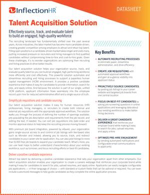 DS-Talent Acquisition Solution Cover