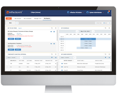 Modern HR Solution Streamlines and Automates Human Resources and Benefits Administration