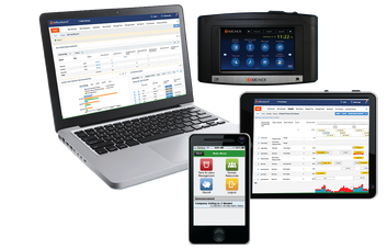 Flexible Time and Attendance Solutions Control Labor Cost and Minimize Compliance Risk