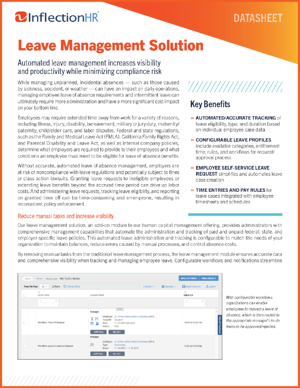 Leave Management Solution-CoverBorder
