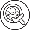Talent Cloud Icon