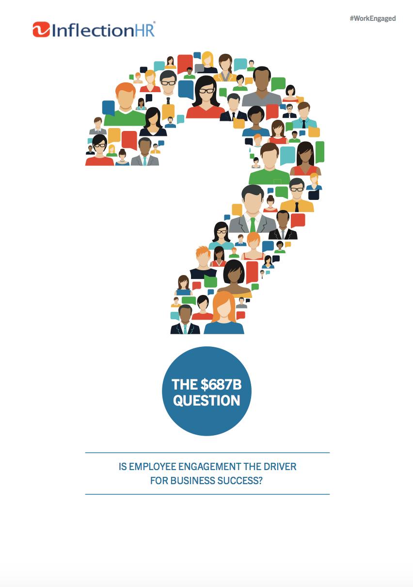 Employee Engagement The 68 Billion Dollar Question
