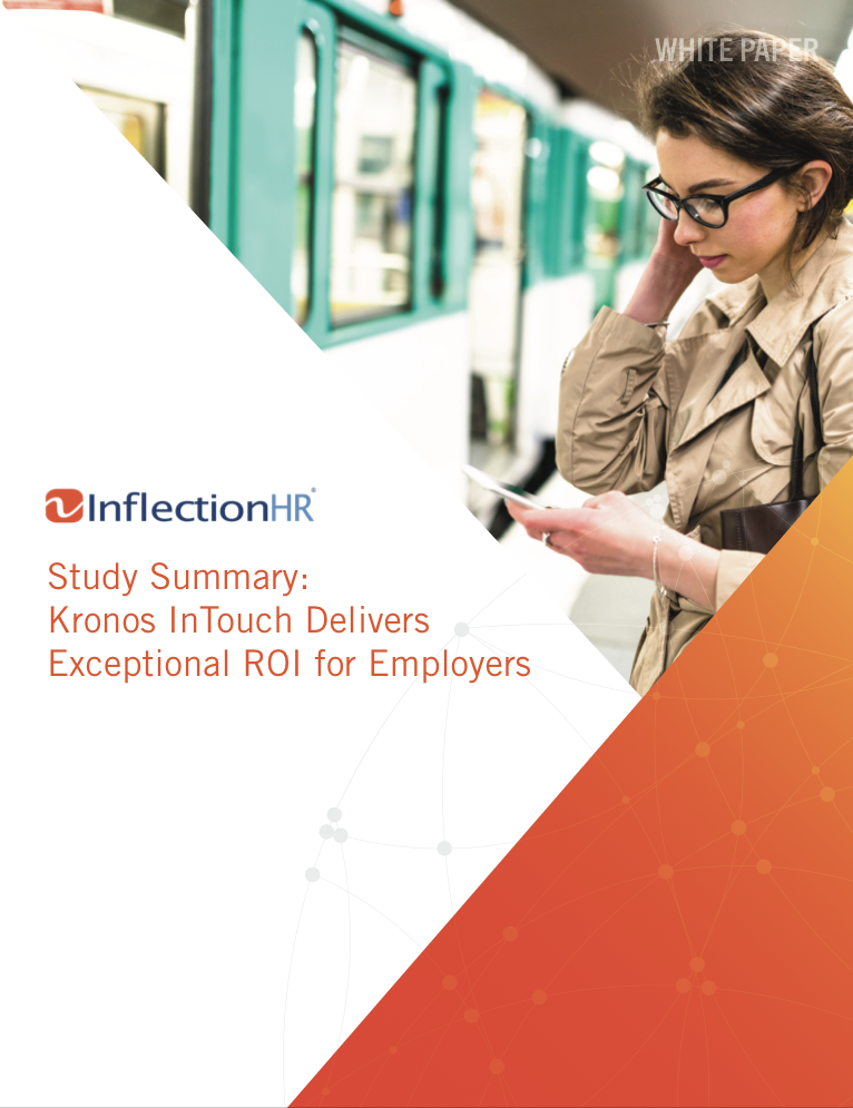Kronos InTouch Delivers Exceptional ROI for Employers