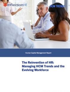 The Reinvention of HR - Managing HCM Trends and Evolving Worfkroce