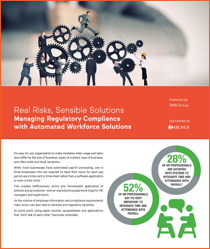 Managing Compliance with Automation