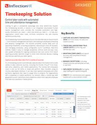 Timekeeping Solution Datasheet