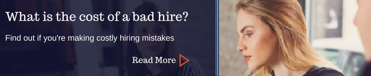 Cost of a Bad Hire | Inflection HR