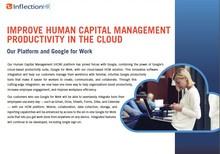 Inflection HR Workforce Management Platform Integrates with Google Apps