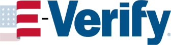 E-Verify compliance integration logo
